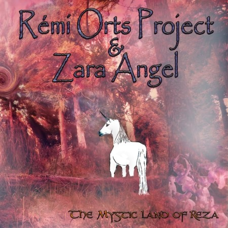 2011 Rémi Orts Project & Zara Angel – the-mystic-land-of-zeza