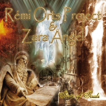 2012 Rémi Orts Project & Zara Angel - State-of-souls