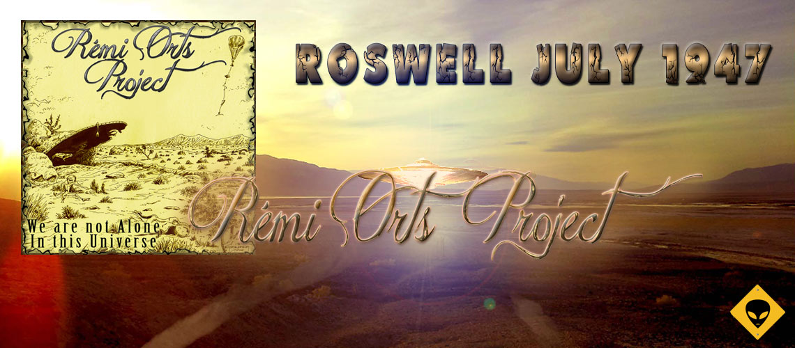 "The Musical Documentary of the ""Roswell"" case"