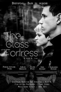 l'affiche de the glass fortress