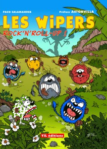 Les Wipers - bd