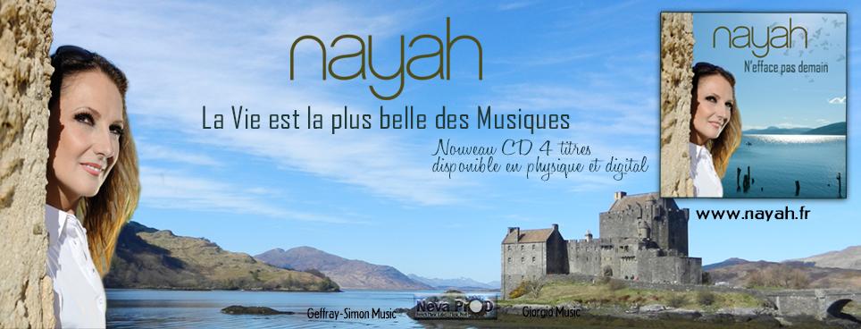 Nayah - N'efface pas demain