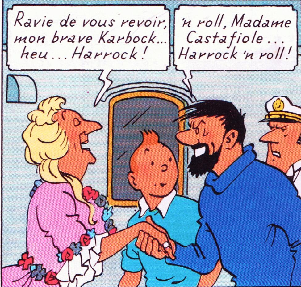 Cap'tain Haddock