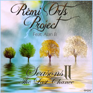 Nouvel album de Rémi Orts Project