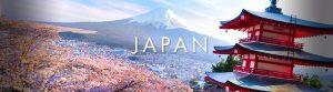en route vers le Japon