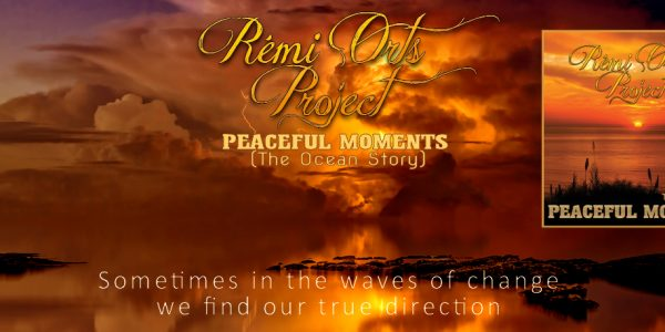 New serie of albums for Rémi Orts Project